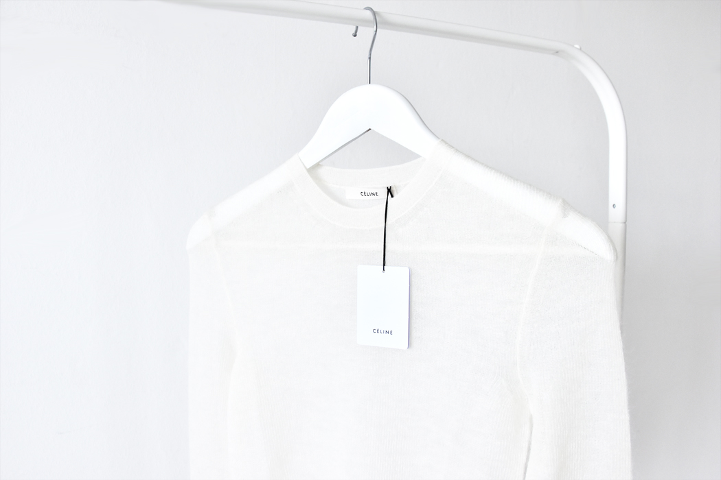 celine-paris-mohair-white-sweater-top-irene-van-guin-newyear-new-wardrobe