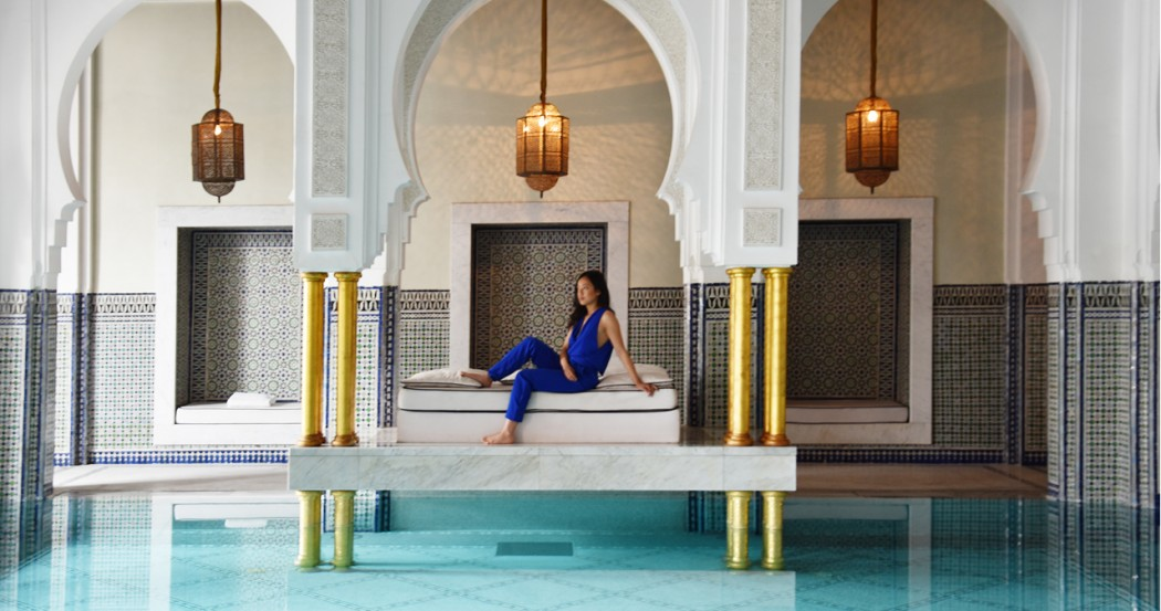 Best hotel in the World - La Mamounia