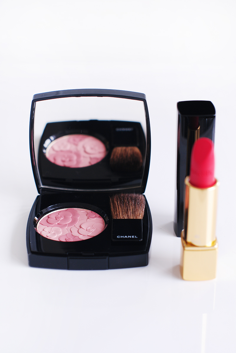 Chanel spring 2015 makeup collection reverie parisienne for Jardin de chanel blush 2015 kaufen