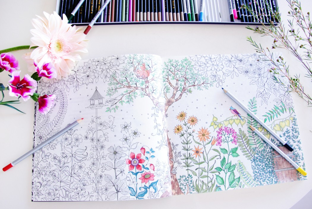 Irenevanguin Lifestyle Blog Stress Free In 2015 Colouring