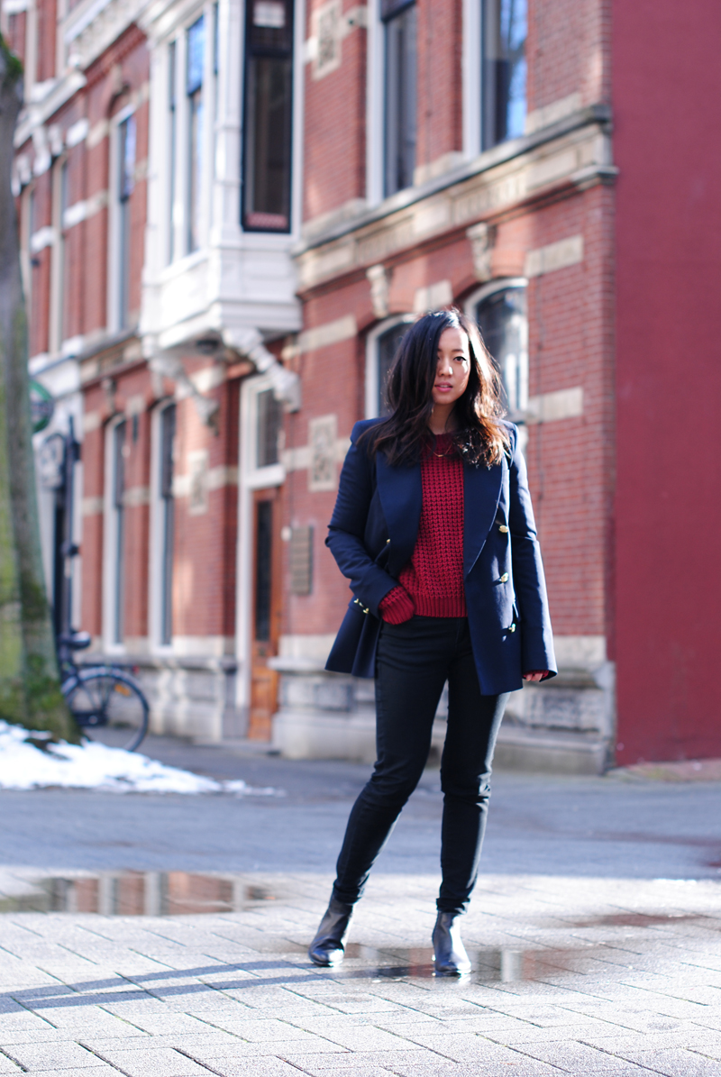 irenevanguin-lifestyle-fashion-blog-la-redoute-webshop-french-double-breasted-blazer-rotterdam-pepejeans-dearfrances