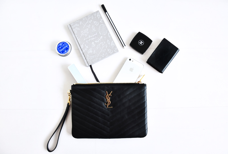 whats-in-my-bag-ysl-saint-laurent