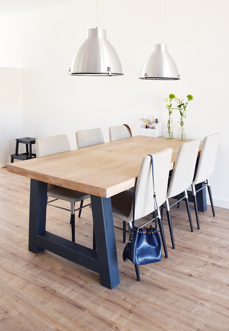 home-tour-mint-inspiration-irene-van-guin-design-interior-interieur-blog-dutch-rotterdam-eettafel-diningtable-wood