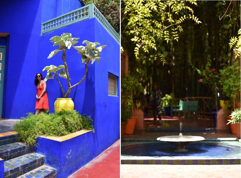 top-5-hotspot-travel-must-see-marrakech-irene-van-guin-jardin-majorelle-