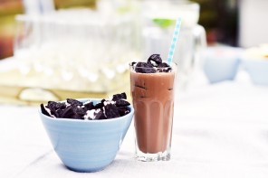 Nutella-oreo milkshake-irenevanguin-food-rotterdam-recipe
