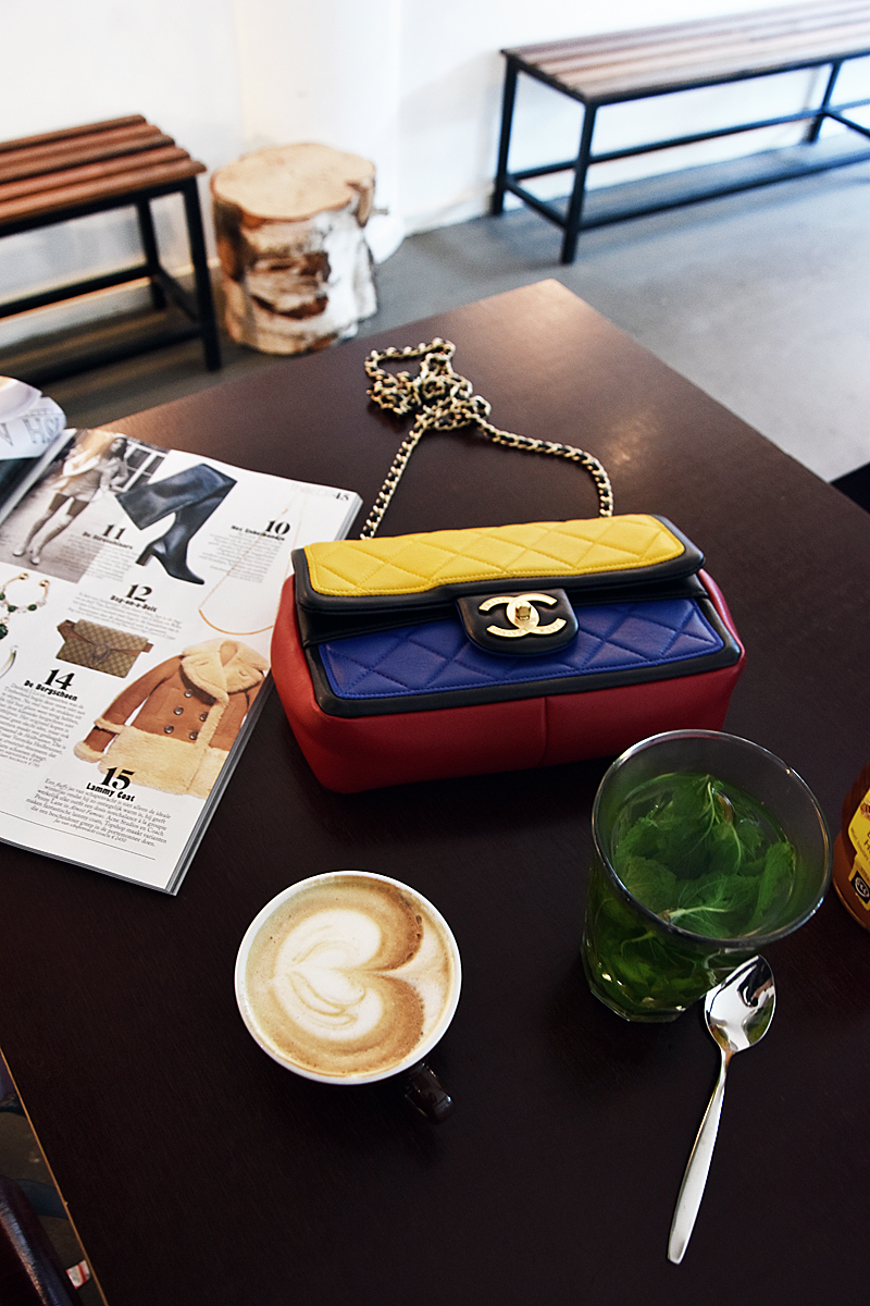 irene-van-guin-lifestyle-blog-rotterdam-chanel-bag-coffee-time-tea-date-tinder