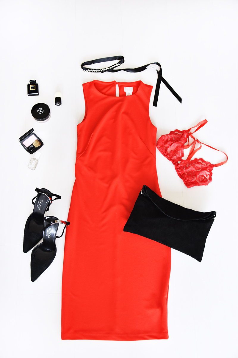 party-looks-perfect-christmas-newyears-eve-outfits-looks-red-dress