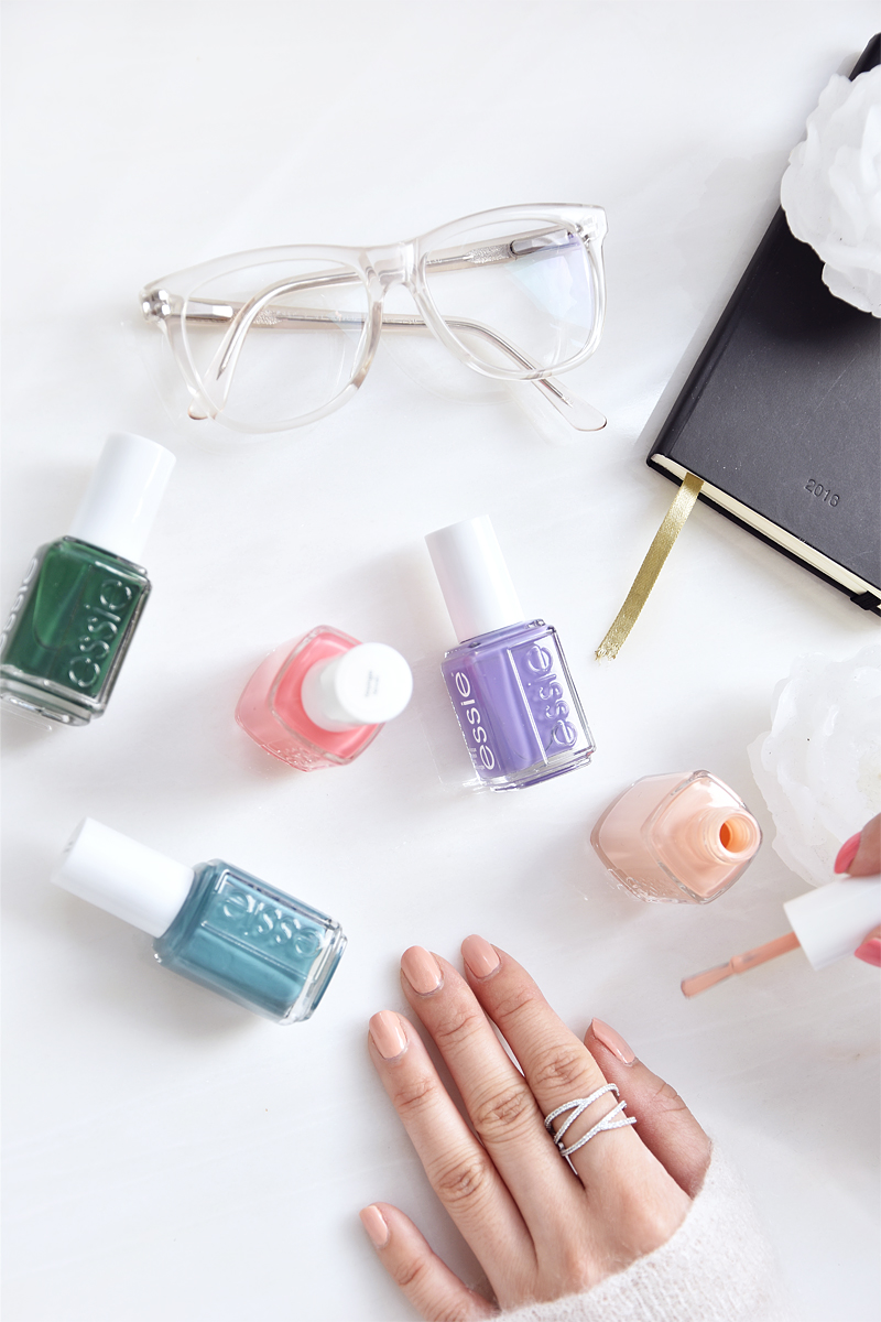 ESSIE SPRING 2016 COLLECTION - Irene van Guin