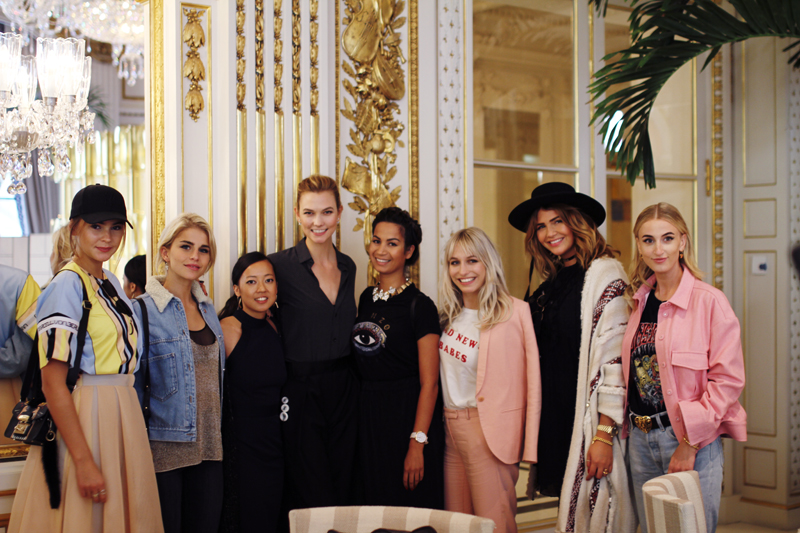 loreal-makeup-goldobsession-karlie-kloss-high-tea-bloggers-makeup-peninsula-hotel-paris