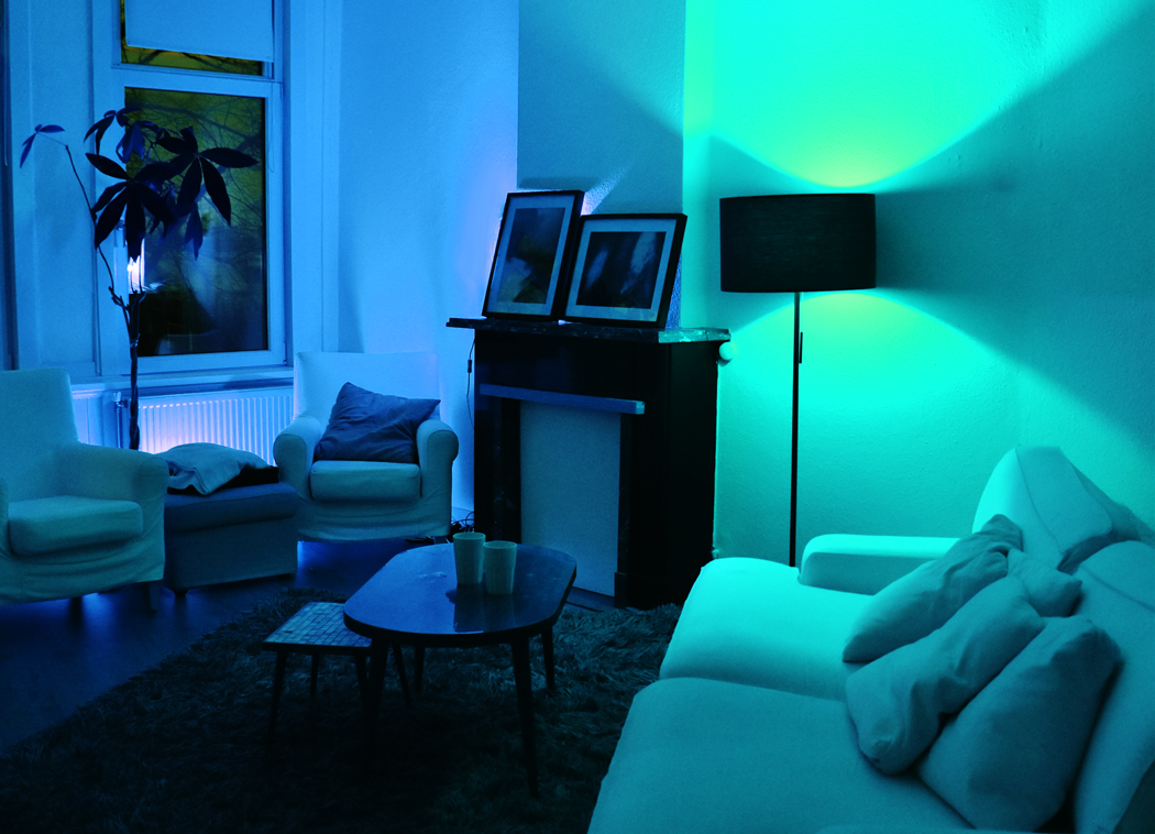 Led In Slaapkamer : Hue your home irene van guin