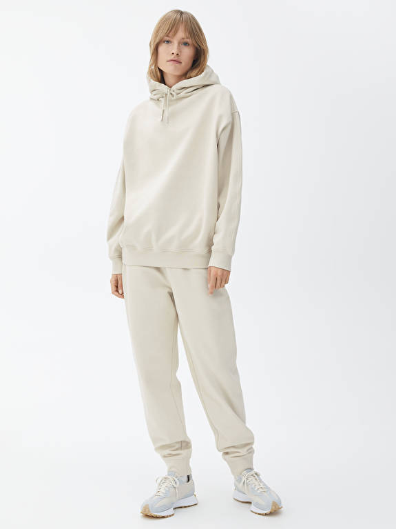 french terry sweatpants arket